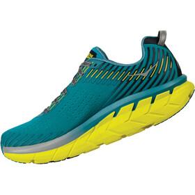 Hoka One One Clifton 5 Running Shoes Men carribean sea/storm blue